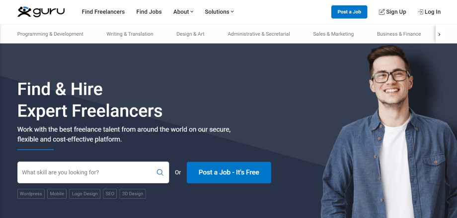 trang web freelancer