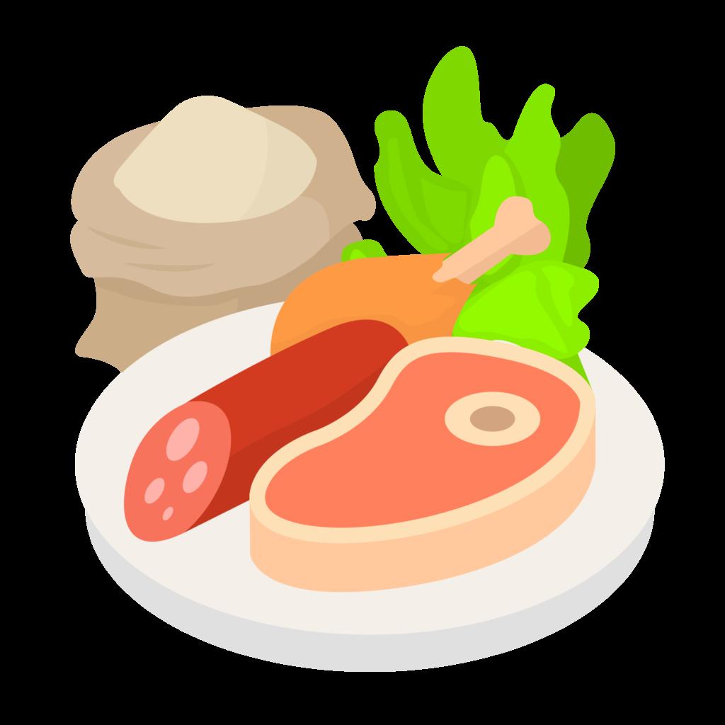Protein chiếm một vai trò quan trọng trong chế độ dinh dưỡng