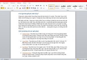 14654Dịch thuật từ Anh->Việt, đánh văn bản Tiếng Anh