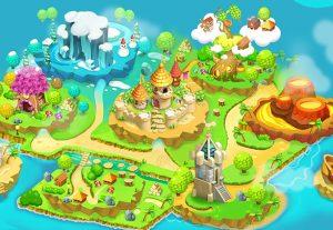 Nhận thiết kế concept nhân vật game 2D, 3D và làm Animation.