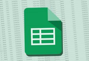 23646Lập trình Google Sheets với Google App Script